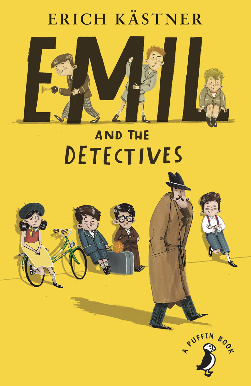 emil and the detectives epub