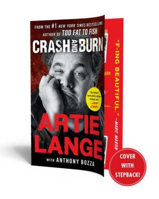 artie lange crash and burn epub