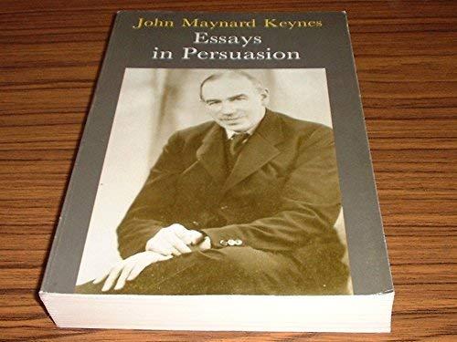 essays in persuasion by john maynard ebook