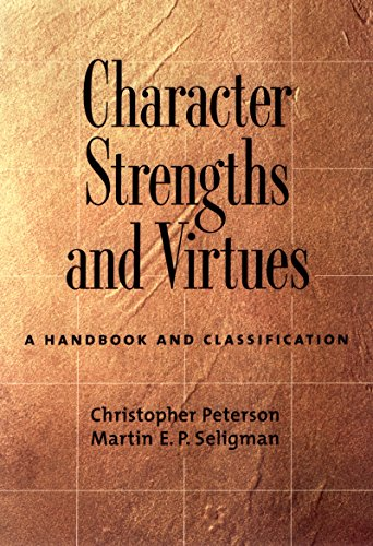 character strengths and virtues epub