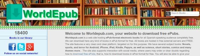 webs descargar ebooks en ingles gratis