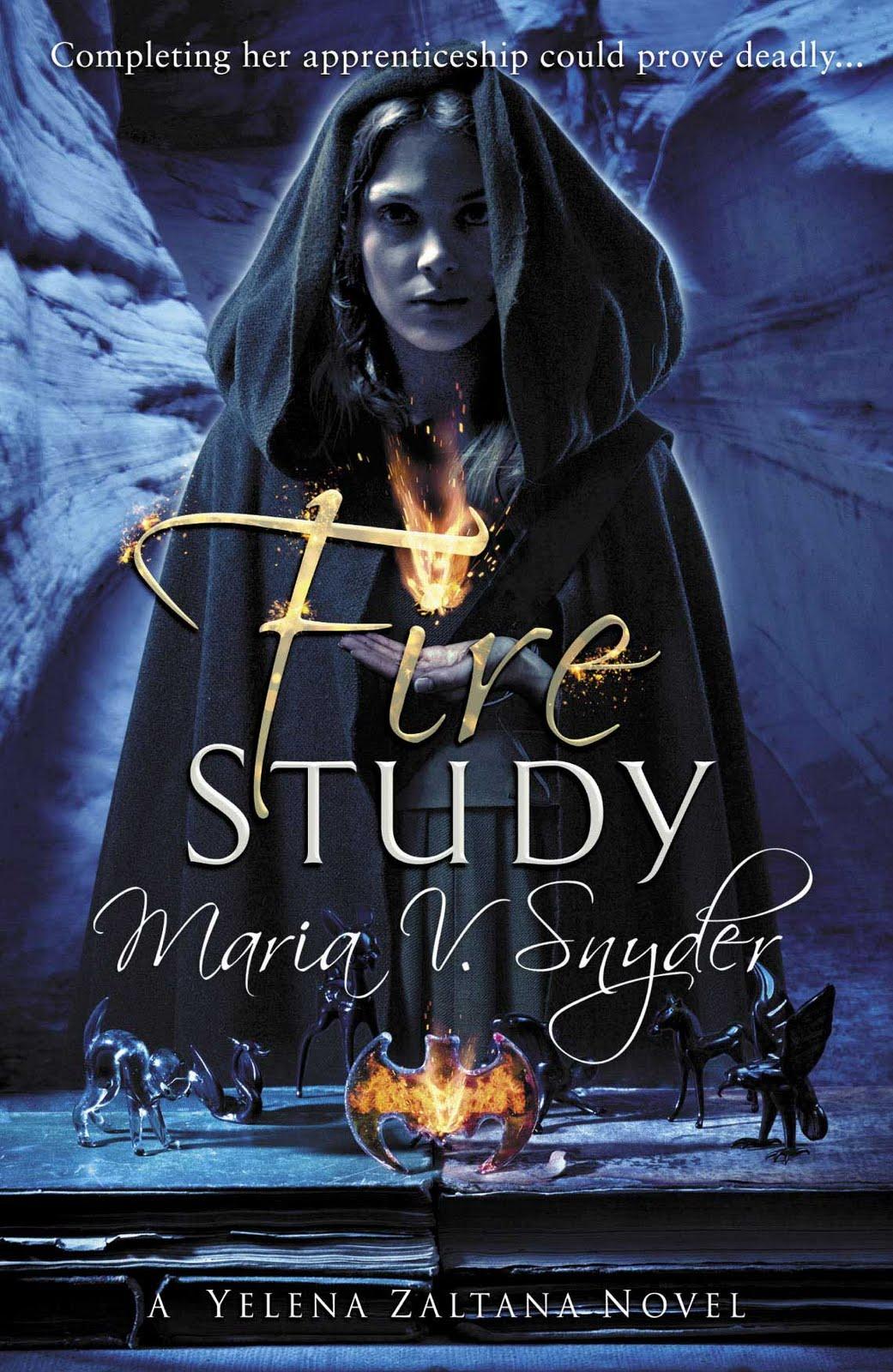 fire study maria v snyder epub