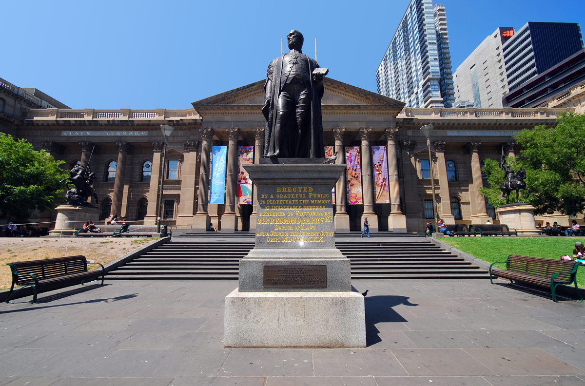 best melbourne library for ebooks