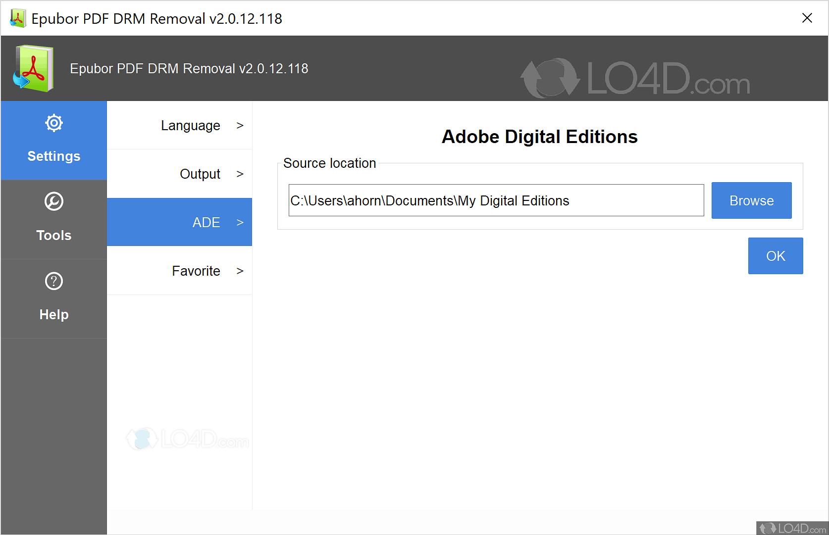 pdf epub drm removal download