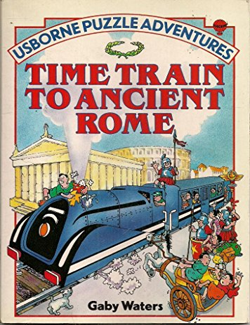 time train to ancient rome epub