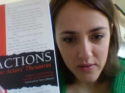 actions the actors thesaurus ebook