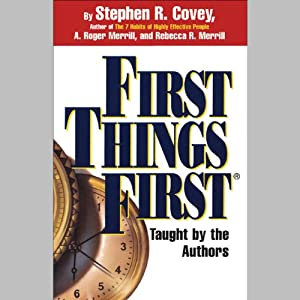 first things first stephen covey free ebook