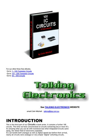 200 transistor circuits free ebook