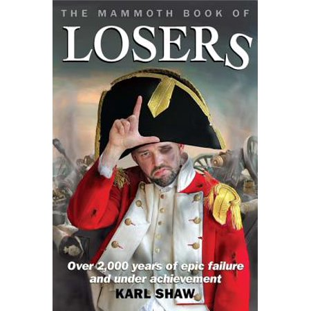 the mammoth book of losers epub