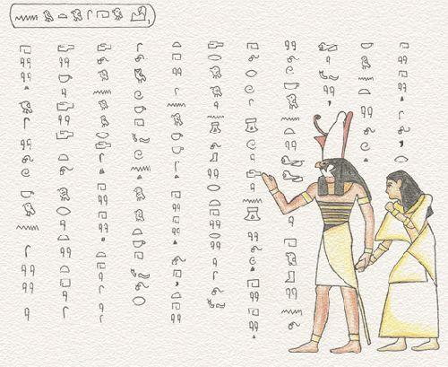free ebook a hieroglyphic dictionary
