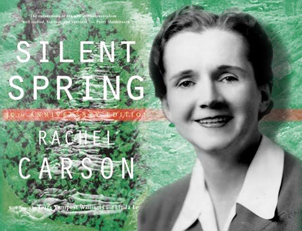 silent spring rachel carson ebook