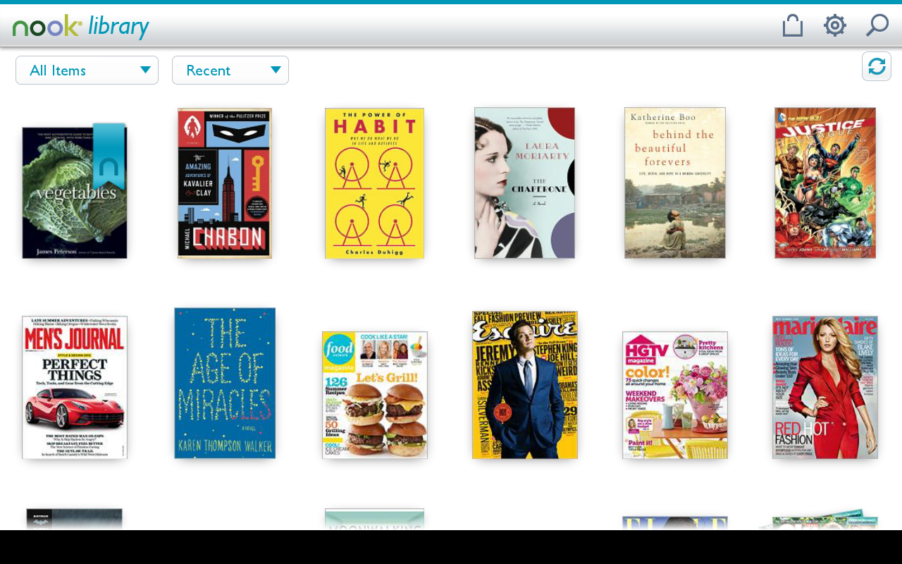 ebook reader app for android