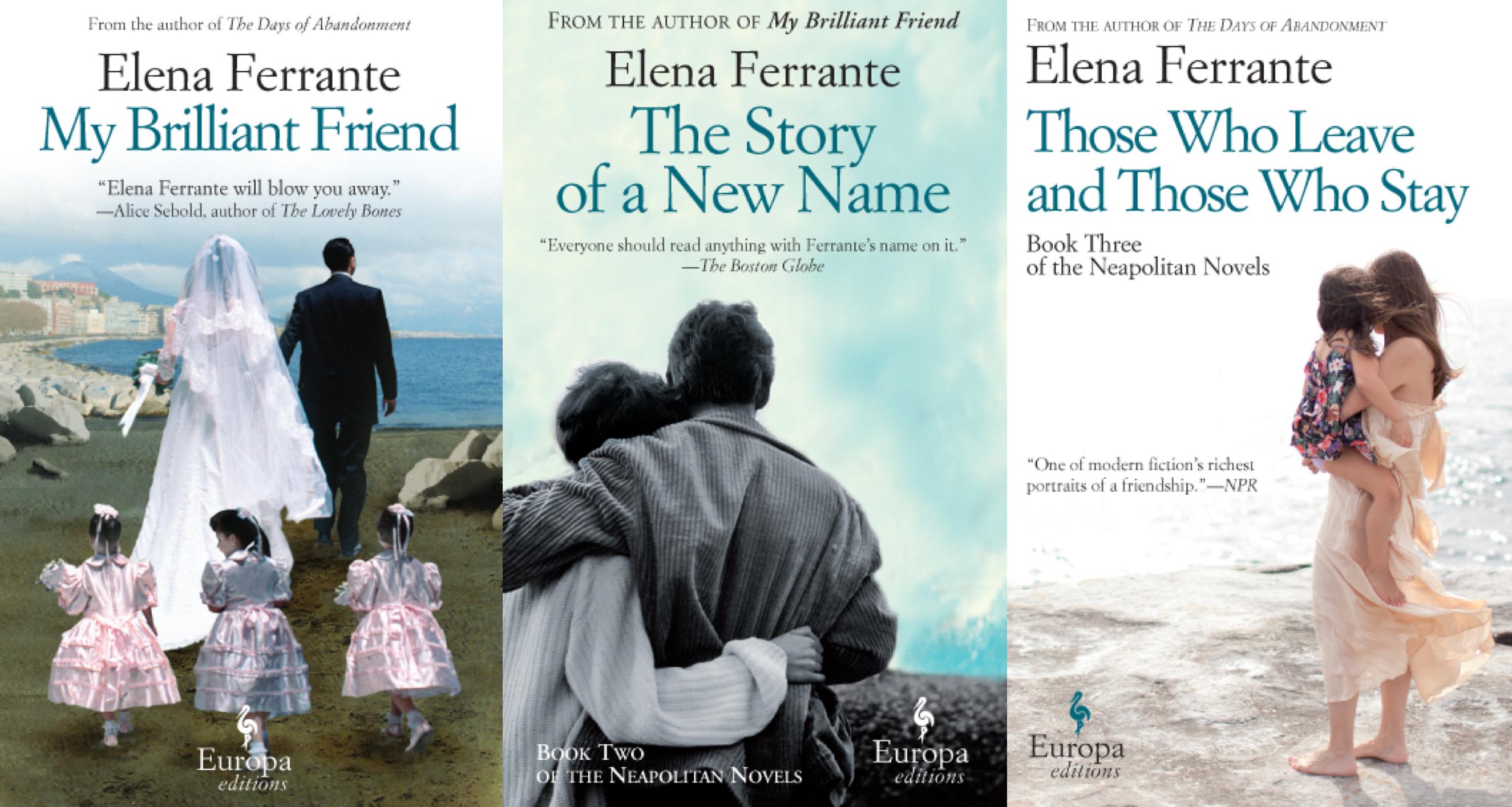 elena ferrante my brilliant friend epub