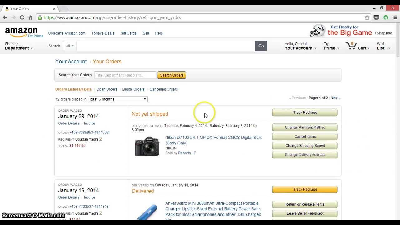 how to cancel a ebook order on amazon