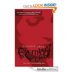 claudia gray evernight series epub
