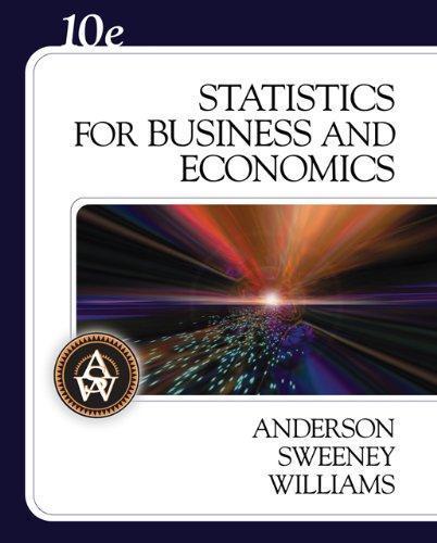 statistics for business and economics ebook