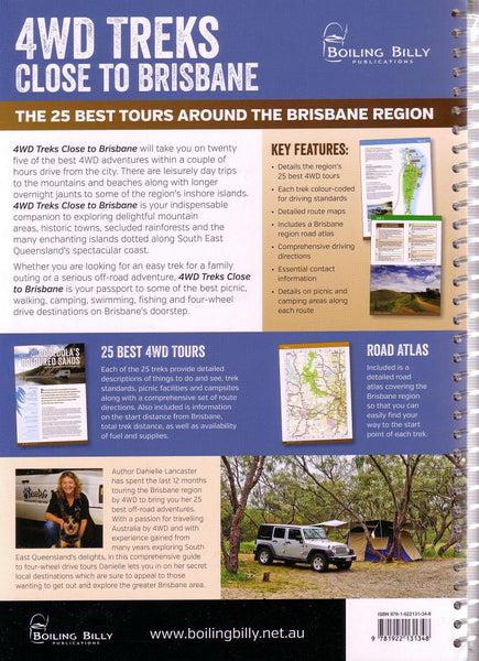 4wd treks close to sydney ebook