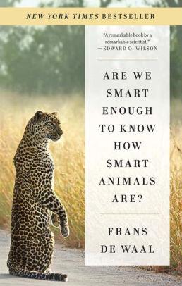 frans de waal are we smart enough ebook