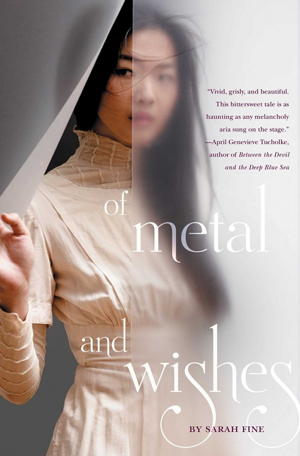 of metal and wishes epub