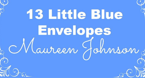 13 little blue envelopes maureen johnson epub