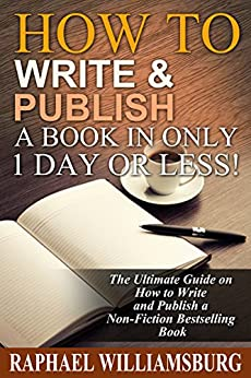 how to write and publish an ebook in 7 days