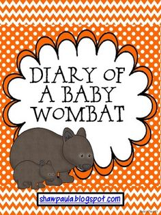 diary of a wombat ebook