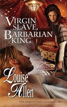 virgin slave barbarian king by louise allen epub