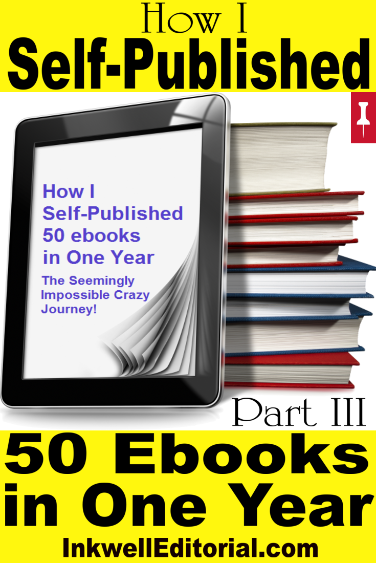 how to get an ebook published on amazon