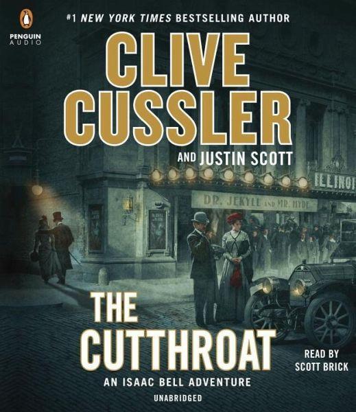 clive cussler the cutthroat epub