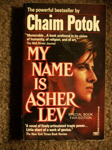 the promise chaim potok ebook