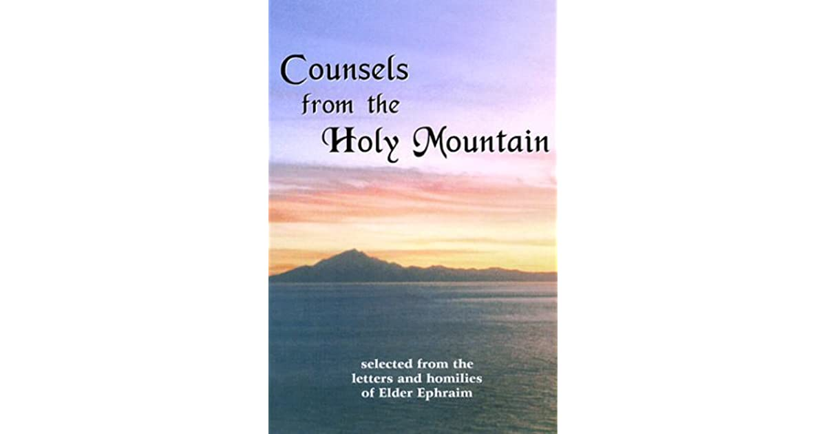 counsels of the holy mountain ebook
