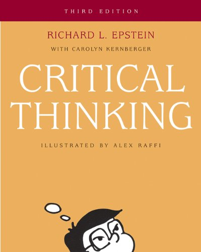 the power of critical thinking 3rd edition ebook