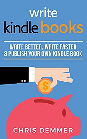 writing an ebook for kindle
