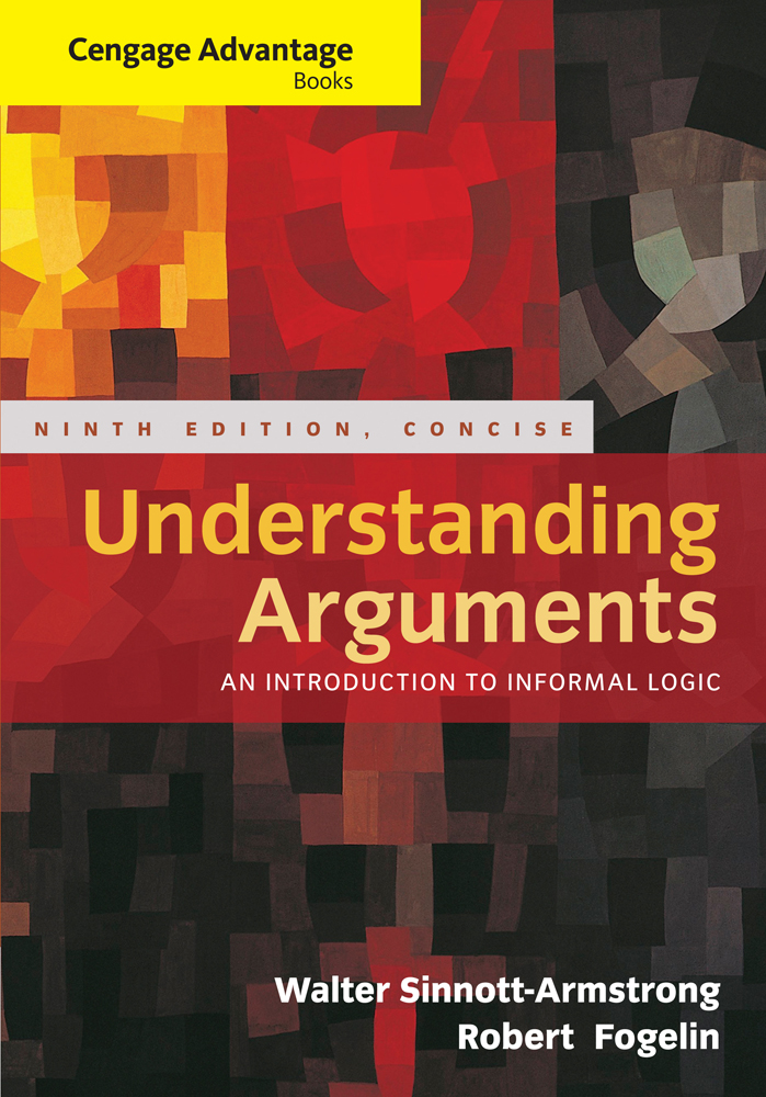 critical thinking the art of argument 2nd edition ebook