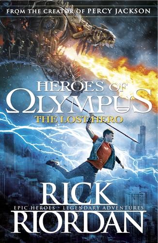 heroes of olympus the lost hero free ebook download