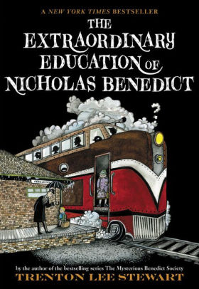 the mysterious benedict society ebook