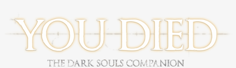 you died the dark souls companion epub