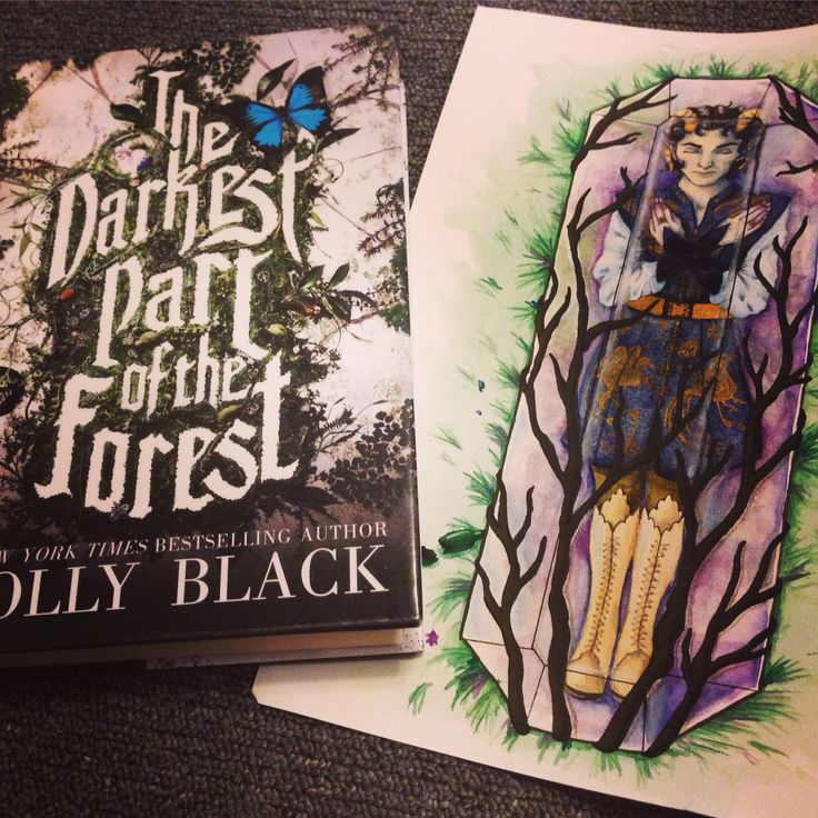 the darkest part of the forest ebook