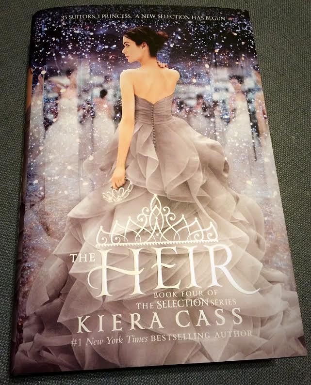the heir kiera cass epub
