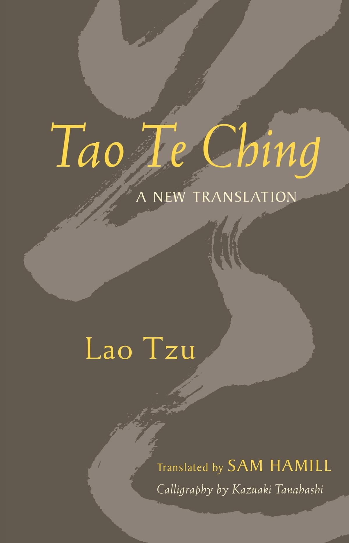 tao te ching free ebook