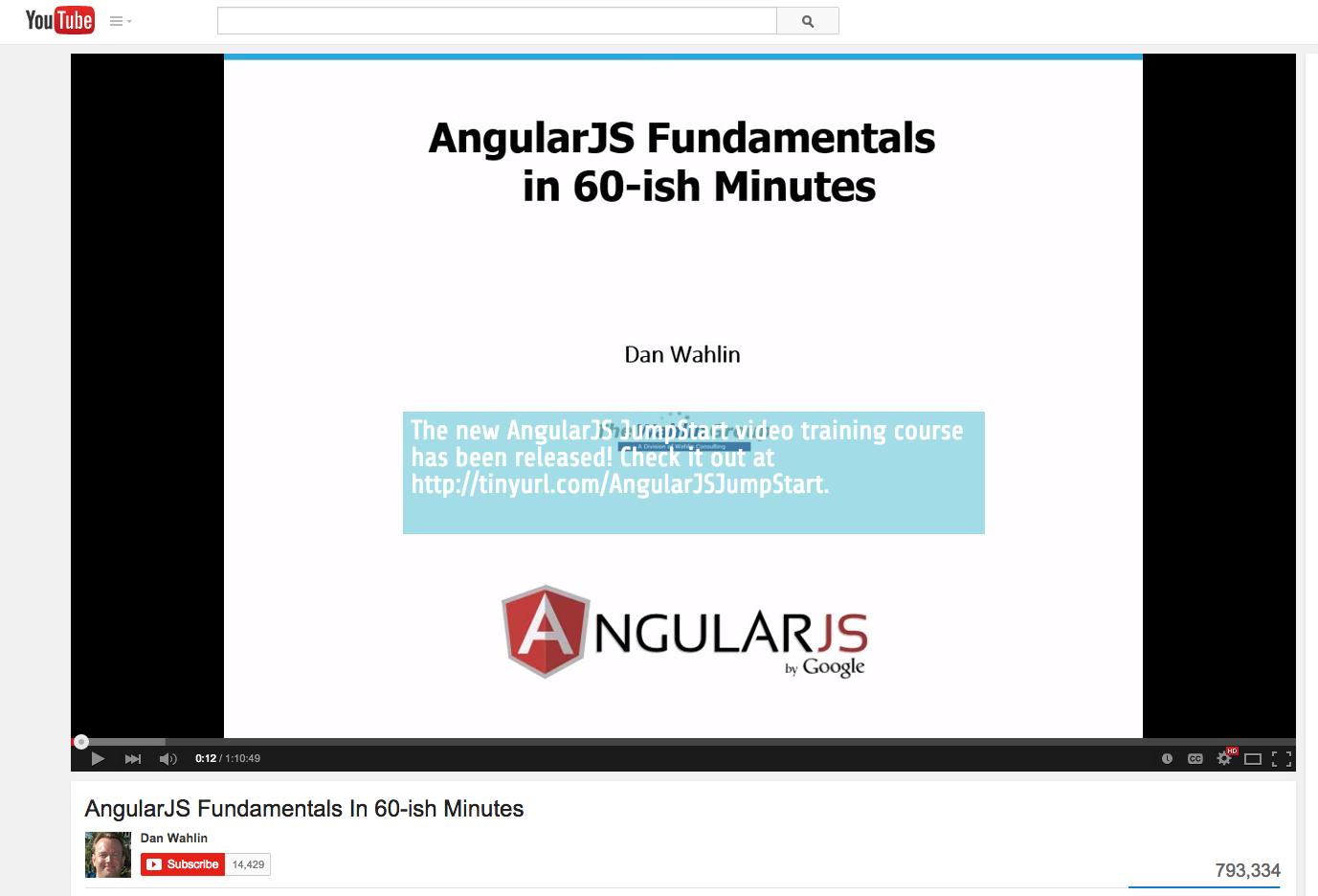 angularjs in 60 minutes epub