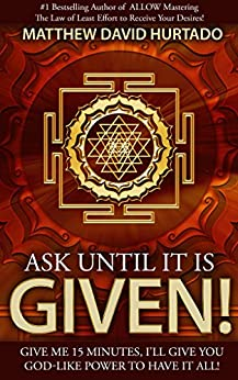 ask and it is given epub
