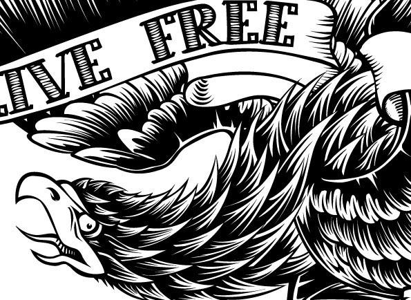 live free or die ebook