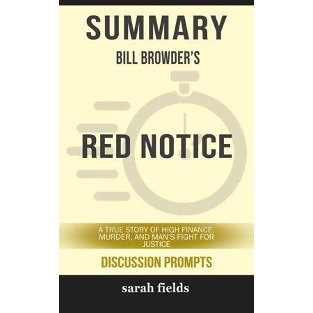 bill browder red notice epub