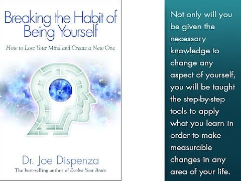 breaking the habit of being yourself epub