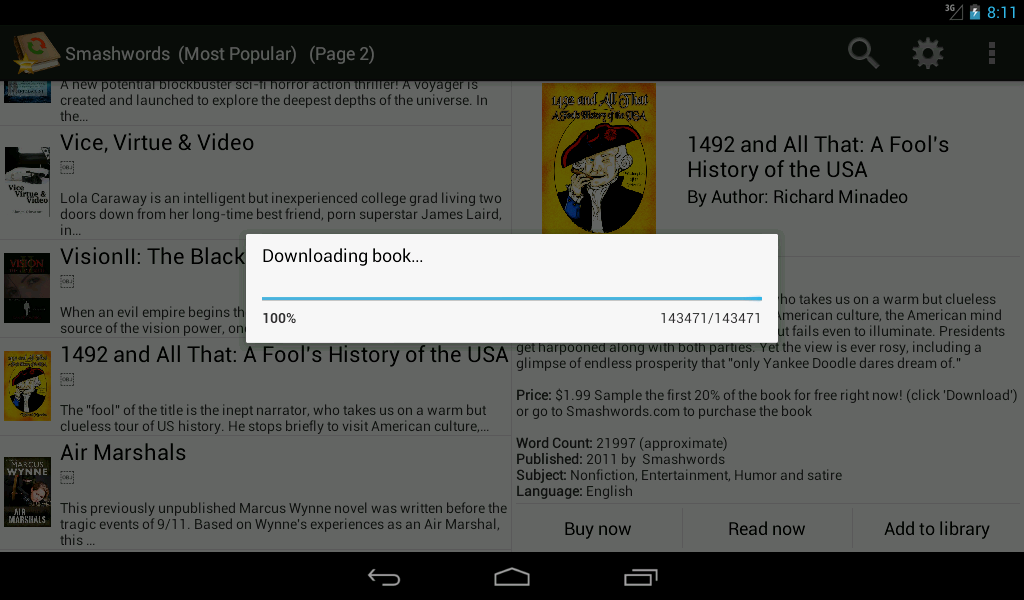 epub reader android open source