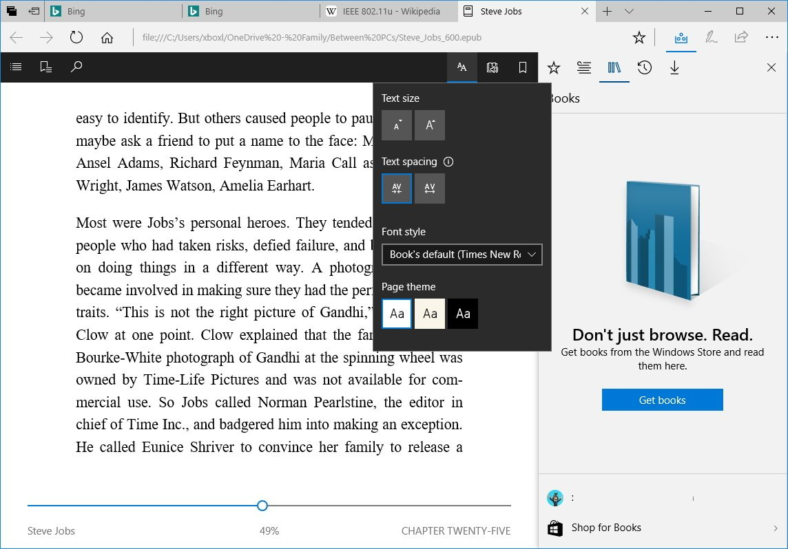 calibre ebook reader windows 10