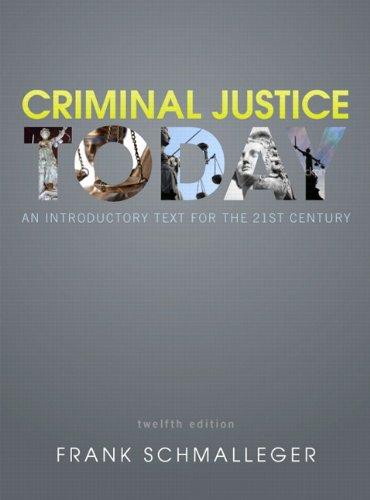 criminal justice a brief introduction 11th edition ebook