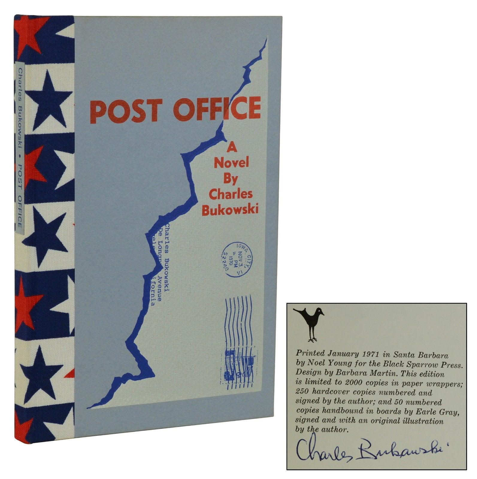 post office charles bukowski epub