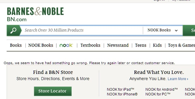 display an ebook on a webpage